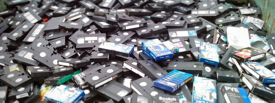 How to Store and Care for your Video Tapes