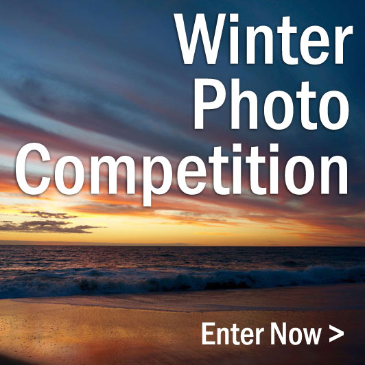 Winter Photo Competition - Enter Now & win a $100 voucher.