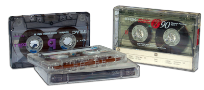 Audio Cassette to CD Conversion Adelaide