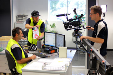 Corporate Safety Training & Induction Video Production